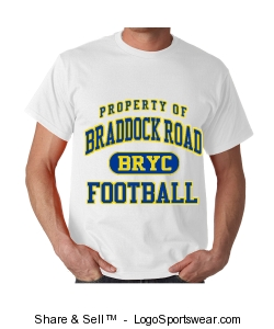 Property of BRYC Adult T-shirt Design Zoom